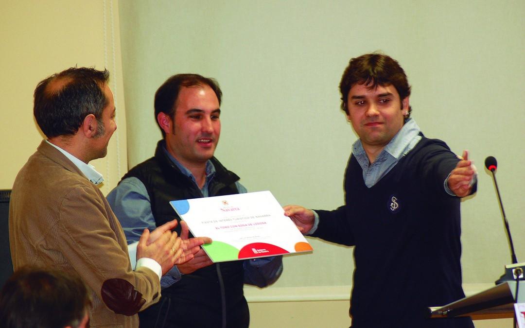 Lodosa presenta el XII Congreso Nacional del Toro con Cuerda y recibe el reconocimiento de Bien de Interés Turístico para su Toro con Soga
